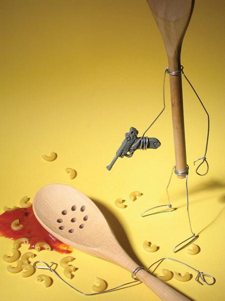 Terry Border - obiecte prin imaginatie - Poza 8