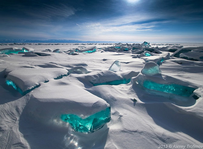 8 peisaje acvatice superbe din lume - Poza 5