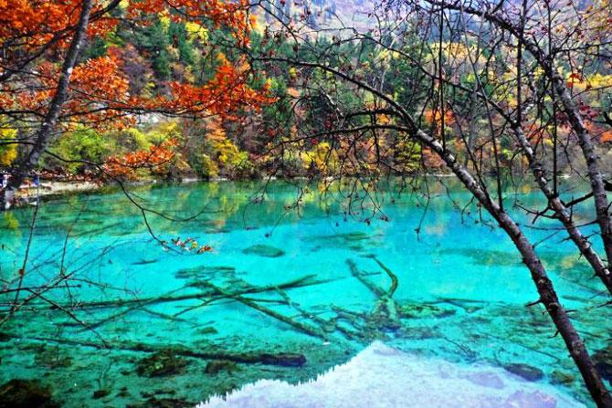 8 peisaje acvatice superbe din lume - Poza 6