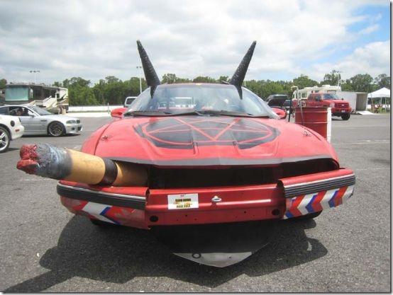 Super tunning auto - incercari esuate - Poza 23