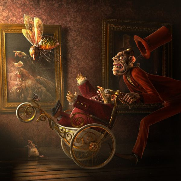 55 de imagini superbe tridimensionale - Poza 47