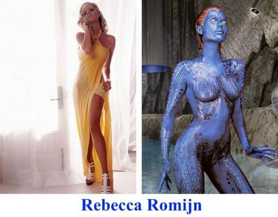 Transformari spectaculoase ale actorilor - Poza 18