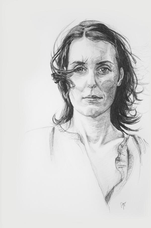 Daan Noppen - Desene fabuloase in creion - Poza 4