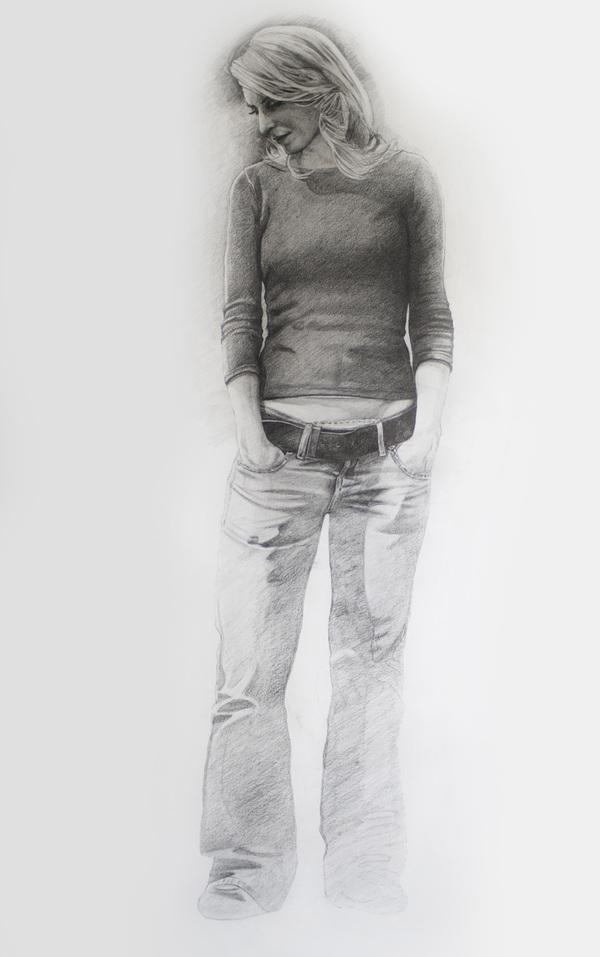 Daan Noppen - Desene fabuloase in creion - Poza 6