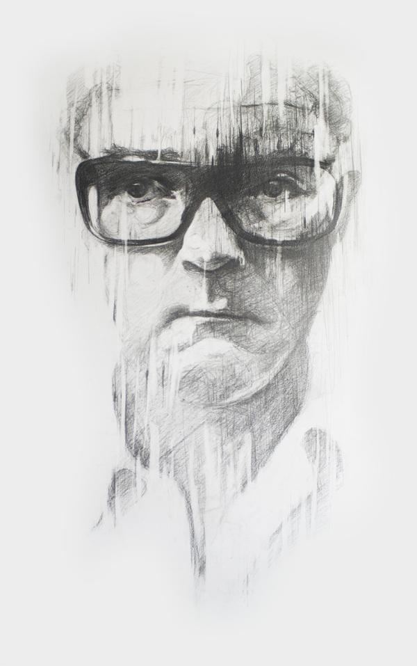 Daan Noppen - Desene fabuloase in creion - Poza 7