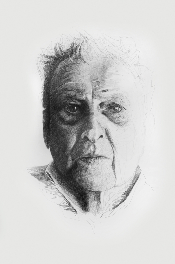 Daan Noppen - Desene fabuloase in creion - Poza 8
