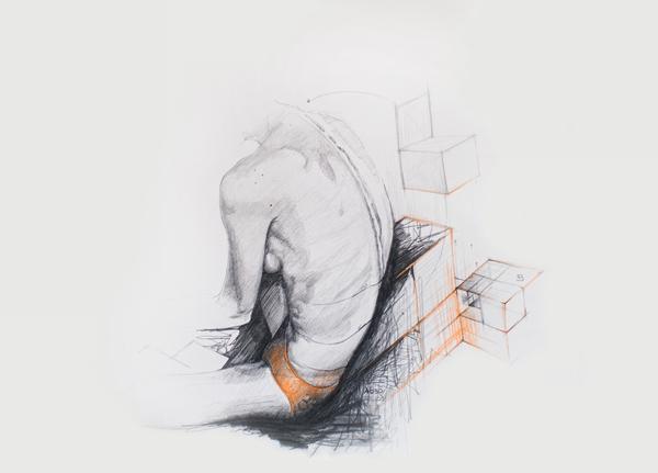 Daan Noppen - Desene fabuloase in creion - Poza 9