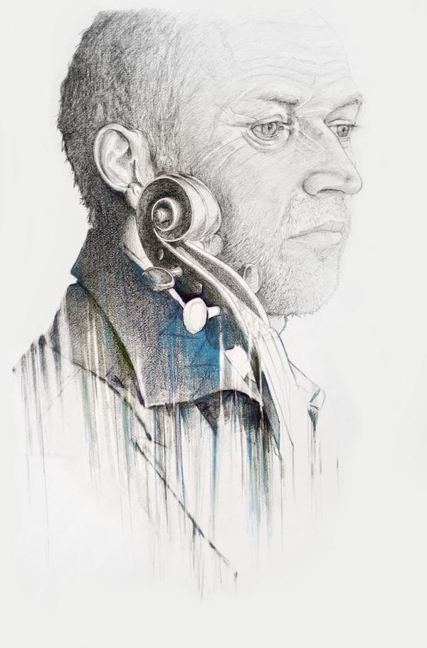 Daan Noppen - Desene fabuloase in creion - Poza 12