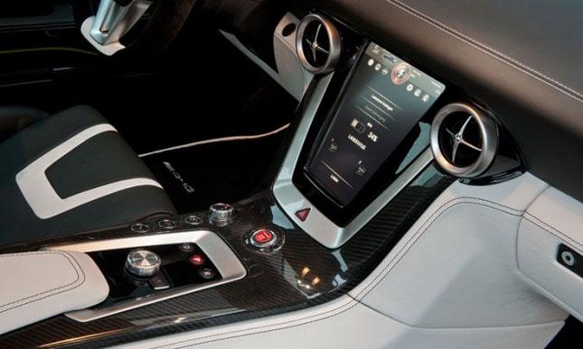 Prototipul Mercedes-Benz SLS AMG E-Cell - Poza 10