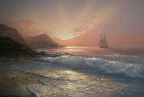 35 de picturi: Marea si corabiile - Poza 9