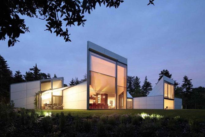 Geometrii perfecte la Casa AA, Barcelona - Poza 1