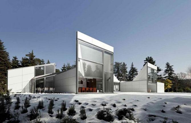 Geometrii perfecte la Casa AA, Barcelona - Poza 2