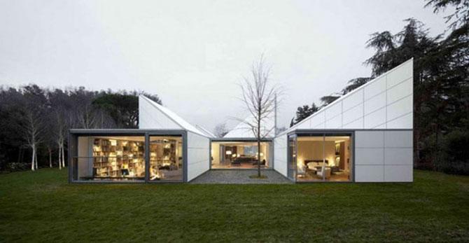 Geometrii perfecte la Casa AA, Barcelona - Poza 3