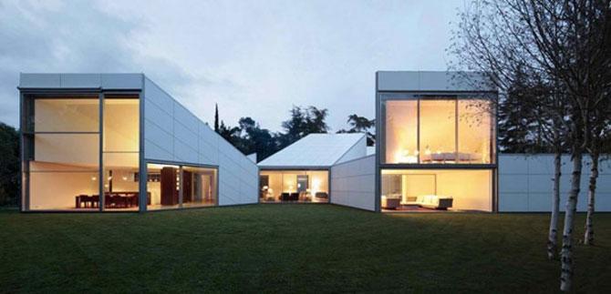 Geometrii perfecte la Casa AA, Barcelona - Poza 5