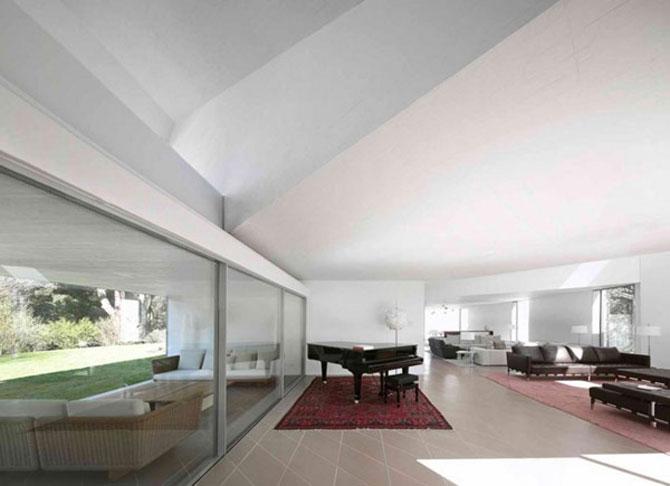 Geometrii perfecte la Casa AA, Barcelona - Poza 8