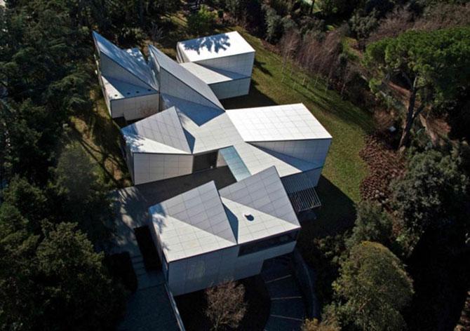 Geometrii perfecte la Casa AA, Barcelona - Poza 13