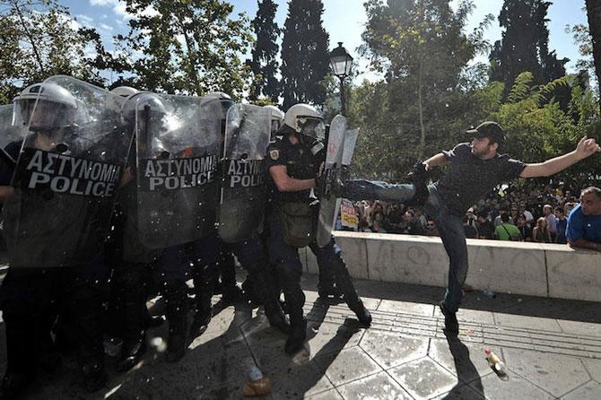 Cele mai bune fotografii France Presse din 2012 - Poza 6