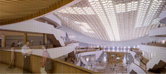 Biblioteca viitorului va fi construita in Irak - Poza 4
