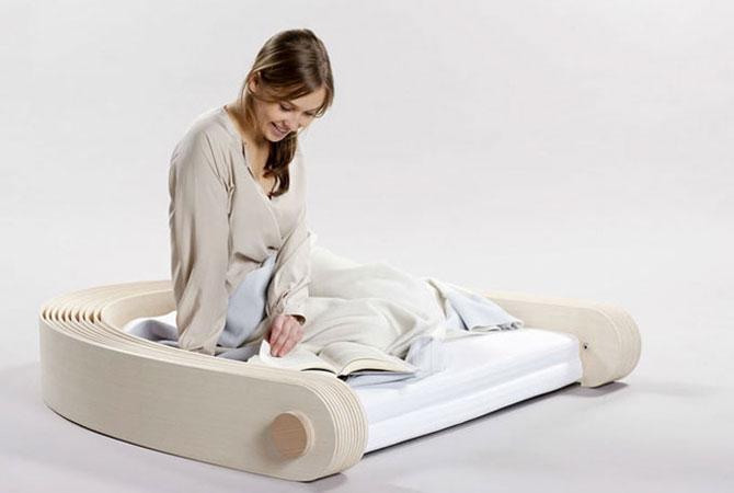 Abri-boca: obiectul de mobilier perfect pentru relaxare - Poza 2