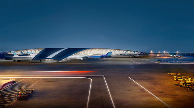 Aeroportul cu vele acostat in Kuweit - Poza 2