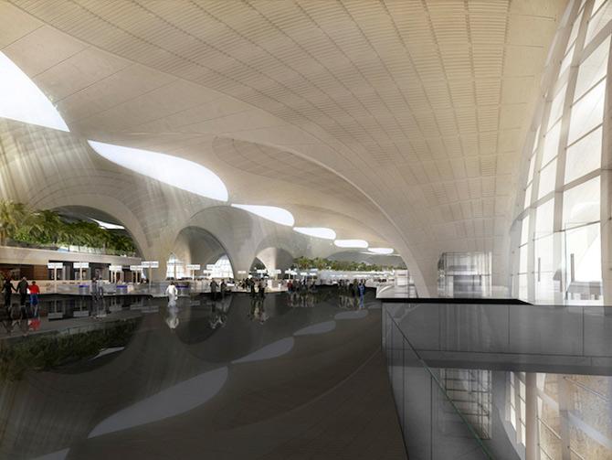 Aeroportul cu vele acostat in Kuweit - Poza 4