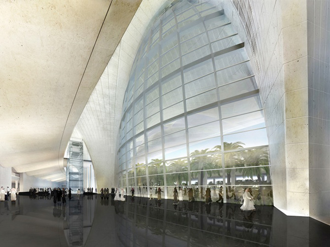 Aeroportul cu vele acostat in Kuweit - Poza 6