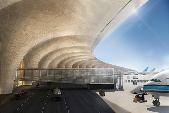 Aeroportul cu vele acostat in Kuweit - Poza 7