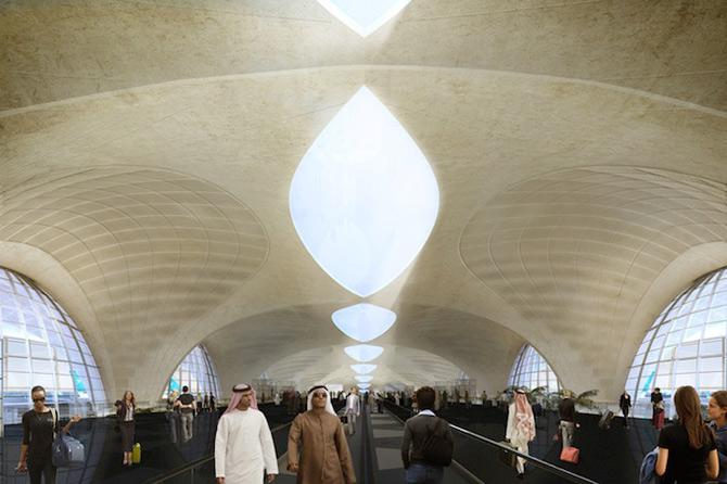 Aeroportul cu vele acostat in Kuweit - Poza 8