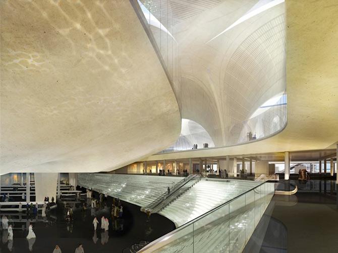 Aeroportul cu vele acostat in Kuweit - Poza 9