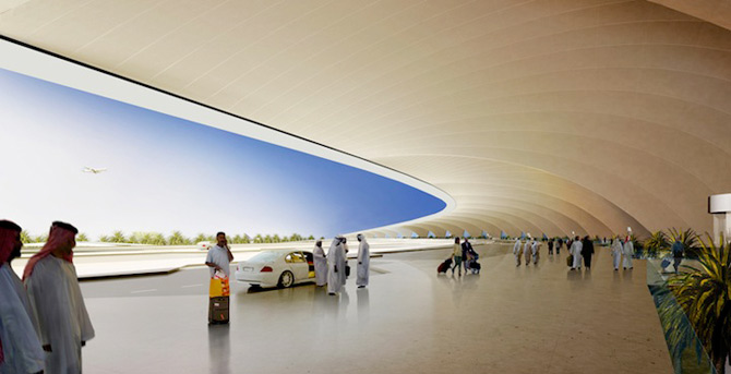 Aeroportul cu vele acostat in Kuweit - Poza 10