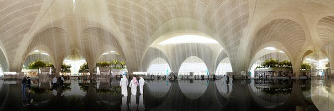 Aeroportul cu vele acostat in Kuweit - Poza 11
