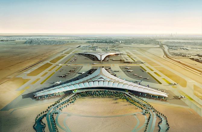 Aeroportul cu vele acostat in Kuweit - Poza 12