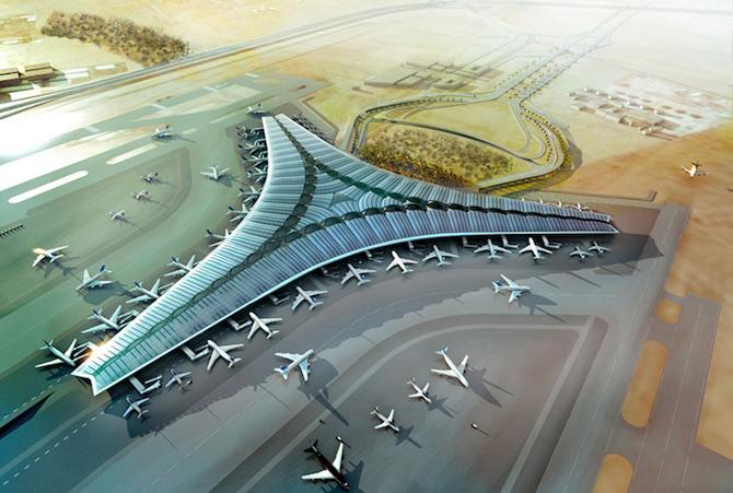 Aeroportul cu vele acostat in Kuweit - Poza 13