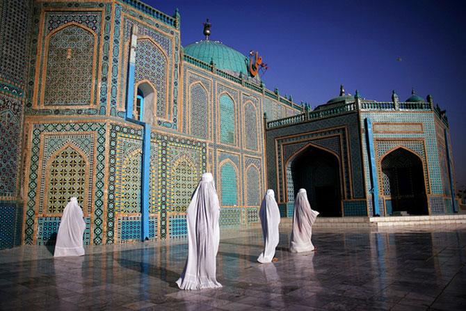 Afghanistan si Iran de Mohammad Kheirkhah