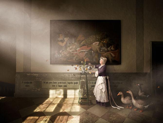 Poveste inghetata in castelul din Stockholm, de Alexia Sinclair - Poza 2