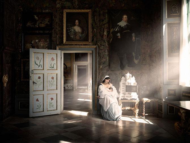 Poveste inghetata in castelul din Stockholm, de Alexia Sinclair - Poza 4