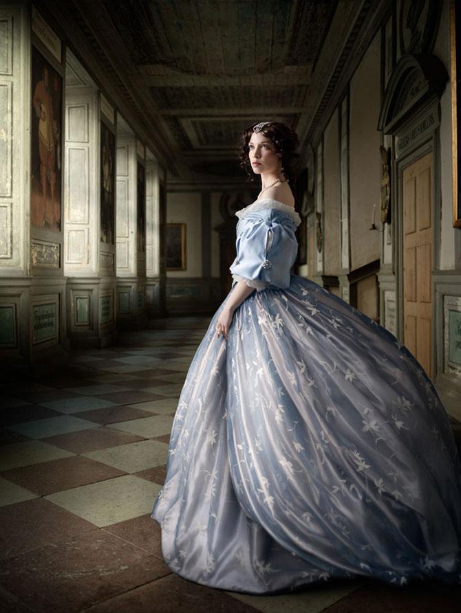 Poveste inghetata in castelul din Stockholm, de Alexia Sinclair - Poza 8