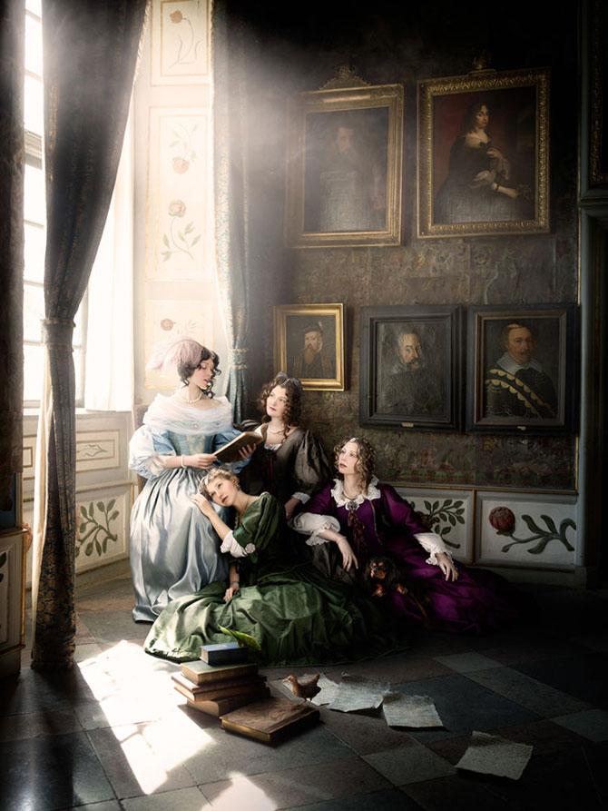 Poveste inghetata in castelul din Stockholm, de Alexia Sinclair - Poza 9