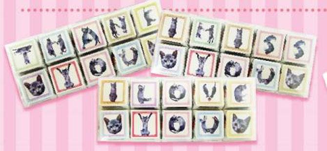 Alfabetul din pisici, de la NekoFont - Poza 5