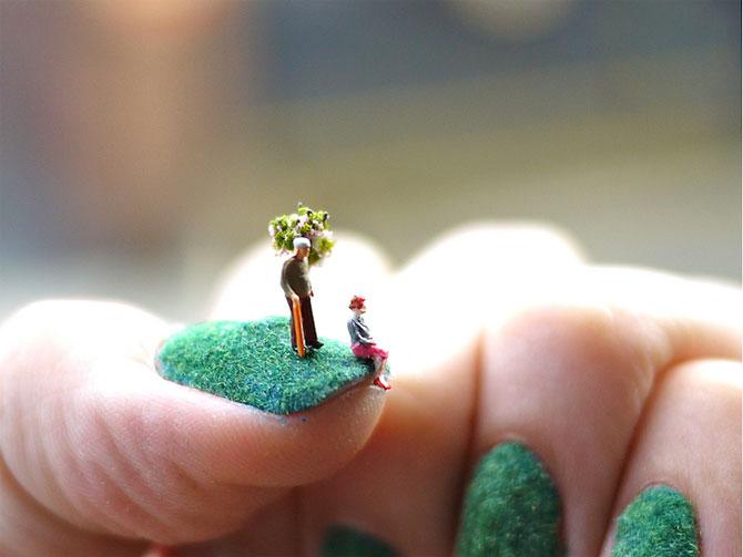 Manichiura si miniatura, de Alice Bartlett - Poza 1