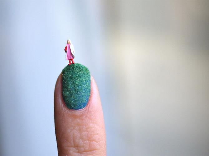 Manichiura si miniatura, de Alice Bartlett - Poza 2