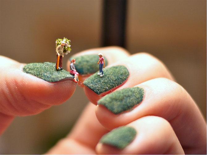 Manichiura si miniatura, de Alice Bartlett - Poza 3