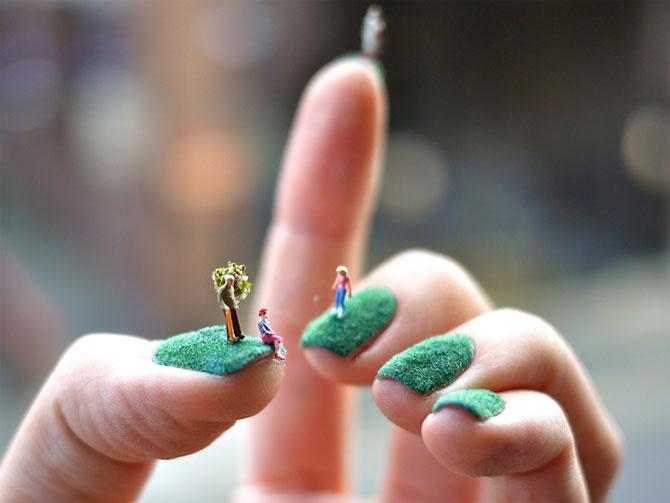 Manichiura si miniatura, de Alice Bartlett - Poza 4