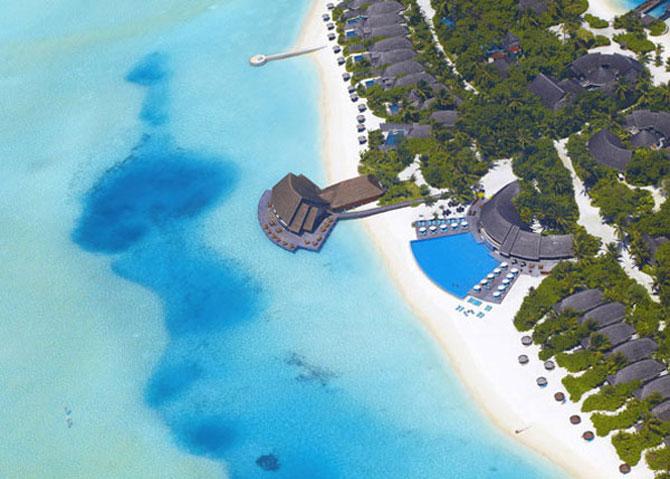 Visand la Maldive: Anantara Dhigu - Poza 1