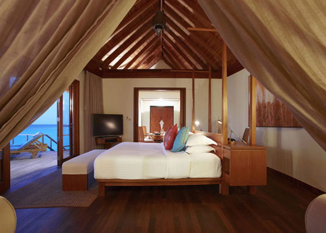 Visand la Maldive: Anantara Dhigu - Poza 13
