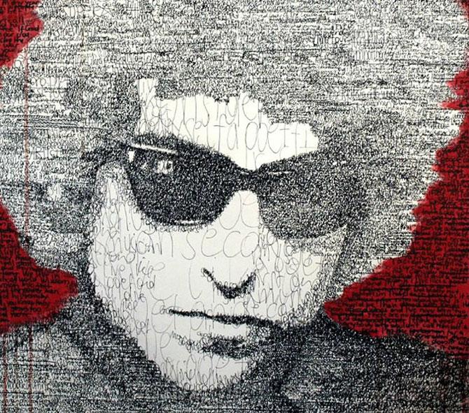 Versurile si imaginea, Bob Dylan si Anatol Knotek