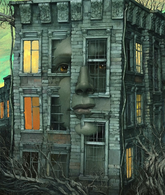 Suprarealism complex in desenele lui Andrew Ferez - Poza 4