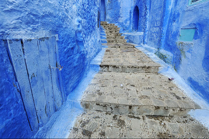 Chefchaouen: un loc magic - Poza 2