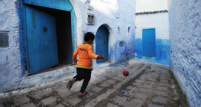 Chefchaouen: un loc magic - Poza 11