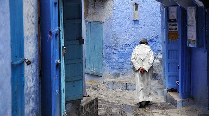 Chefchaouen: un loc magic - Poza 13